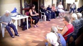 riabilitazione, palestra, anziano non autosufficienti