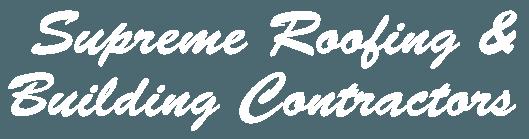 Supreme Roofing U0026 Building Company Logo