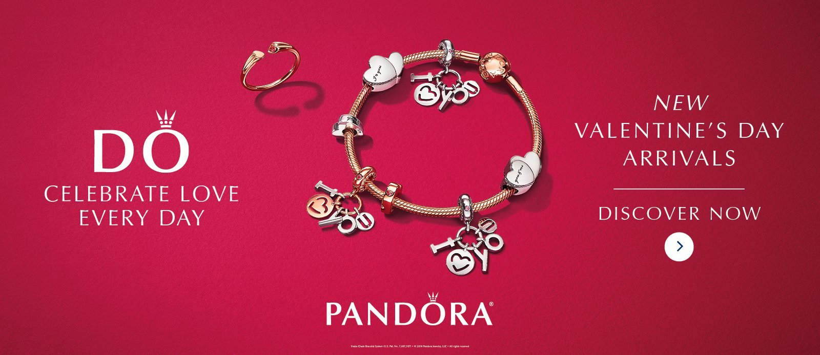charms gift love valentine pandora day valentines bracelet red s xingjewelry image theme pcs products