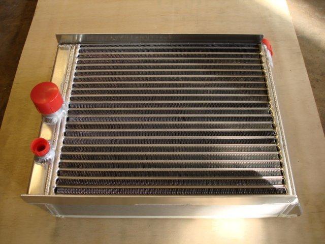 custom built cooler