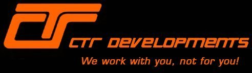 CTR DEVELOPMENTS logo