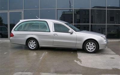 Mercedes funebre