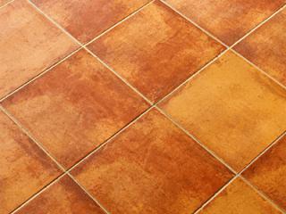 Reinigung von Terrakottaböden