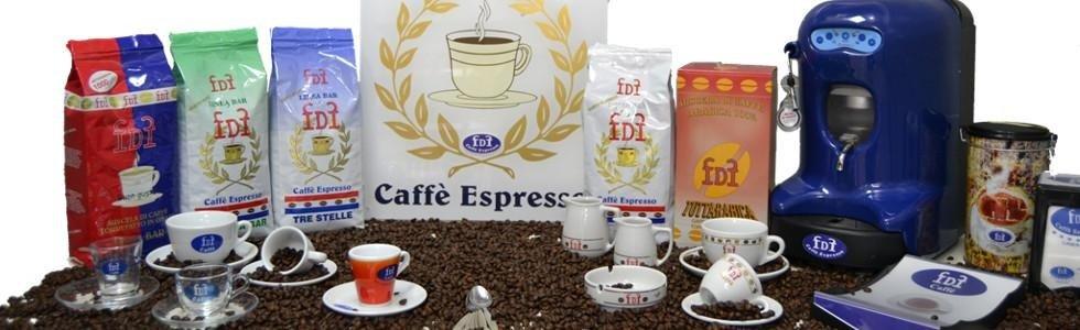 vendita caffè e macchinette