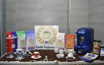 caffè in chicchi e cialde