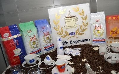 caffè ingrosso e al dettaglio