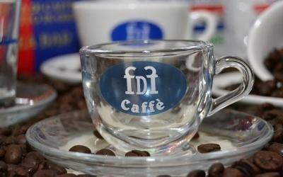 tazzine caffè e cappuccino