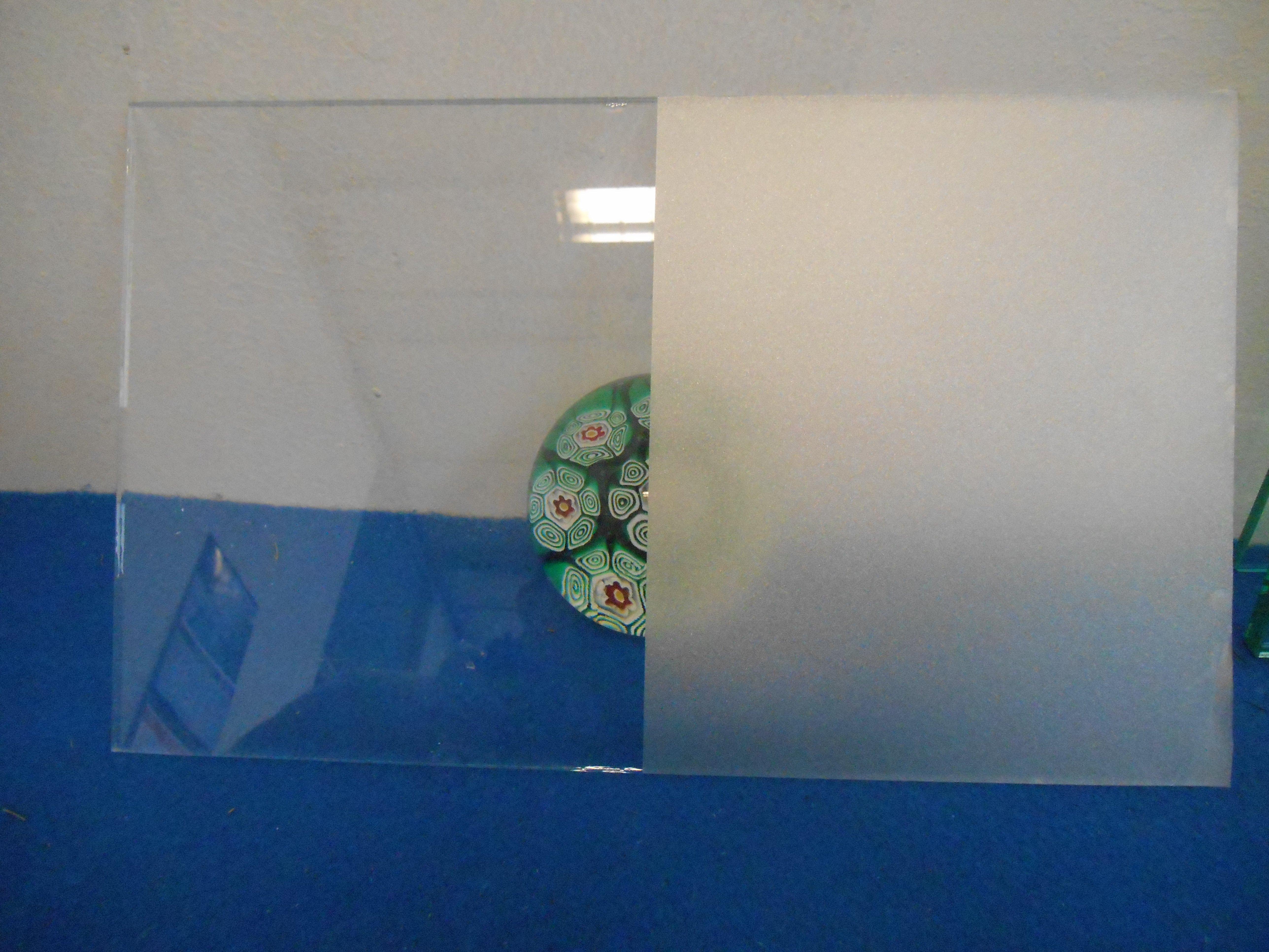 pellicola in vetro