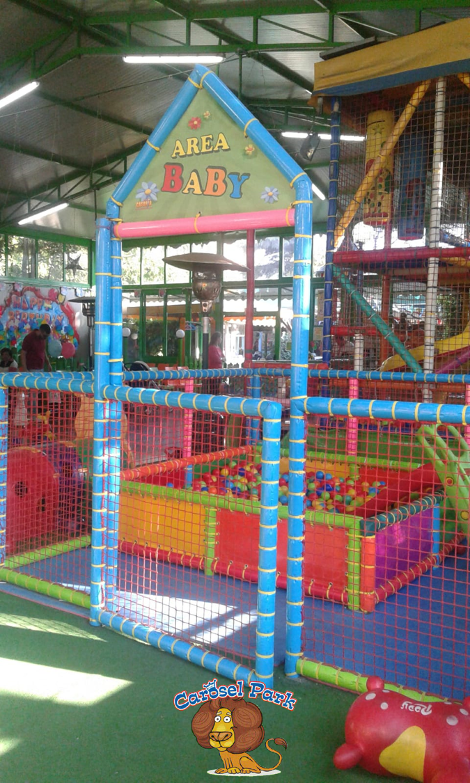 Parco divertimenti   Roma   Carosel Park