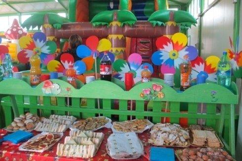 Feste di compleanno con rifresco