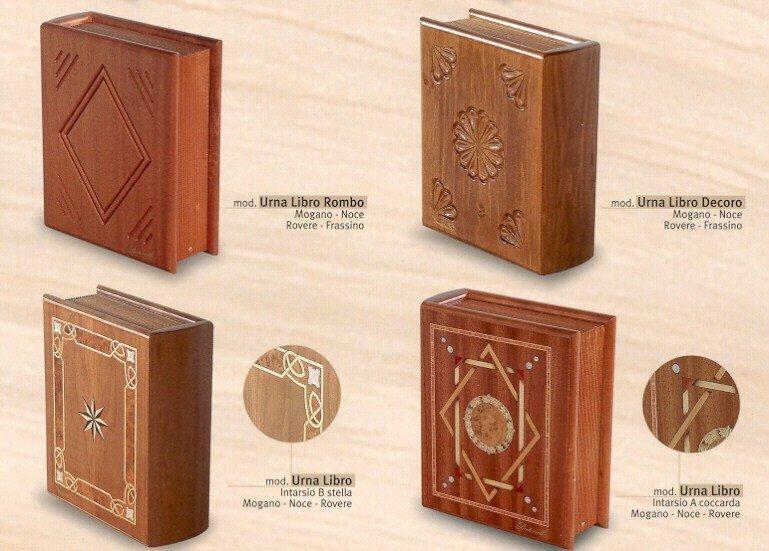 cofanetti in legno