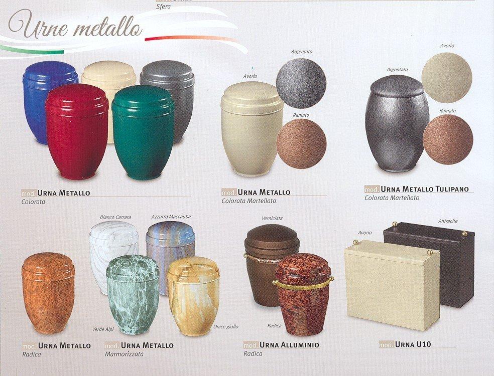 urne colorate