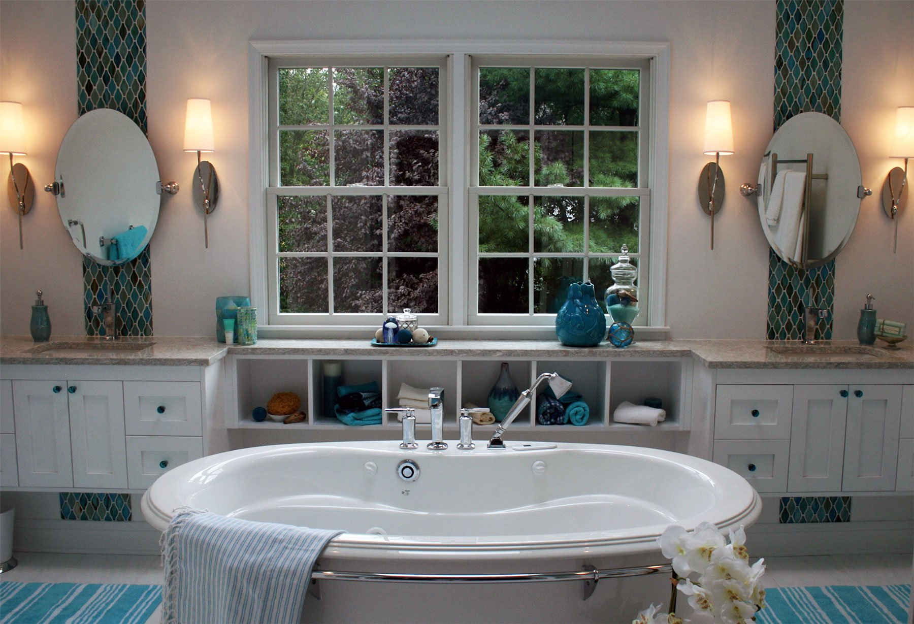 Bathroom Interior Design - Fredon, NJ