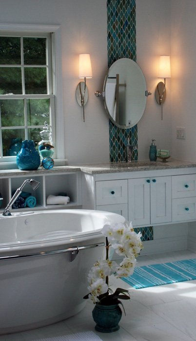 AMA Designs - Bathroom Design - Fredon, NJ