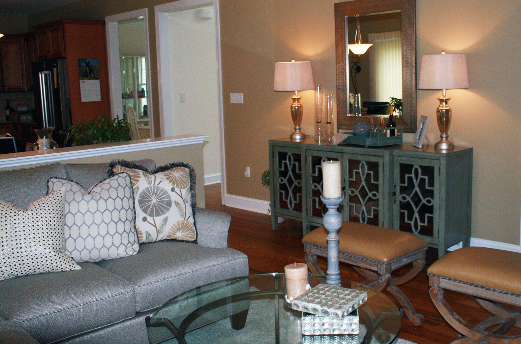 Living Room Interior Designer - Fredon, NJ