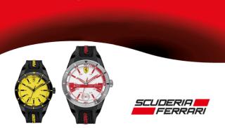 orologi della Scuderia Ferrari