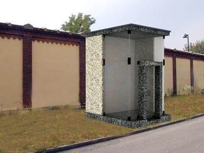 rendering 3d arte funebre