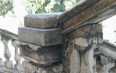 castello govone pre-restauro
