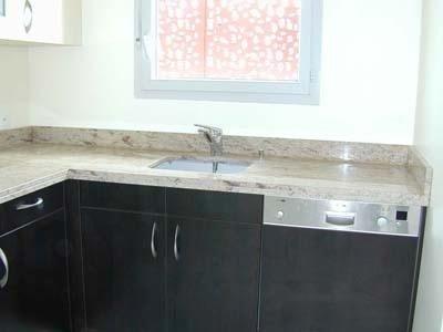 cucina in granito Shivakashi