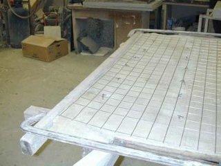 griglia marmo