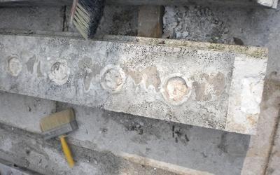 marmo in restauro