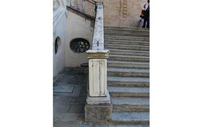 scalinata pre-restauro