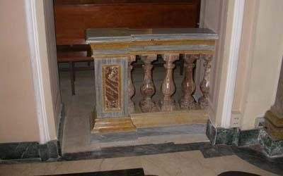 marmo chiesa san giacomo