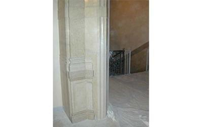 ingresso Unicredit Gallarate restaurato