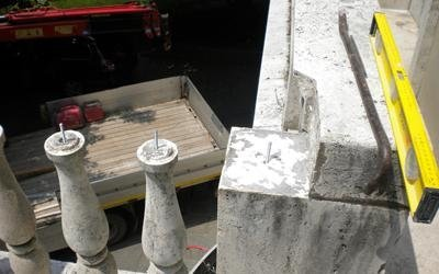 laboratorio restauro marmo