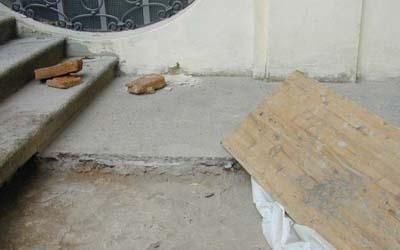 restauro marmo antico
