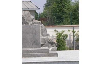 mausole visto da dietro