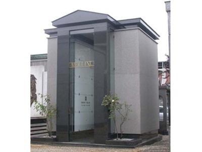 edicola in granito nero