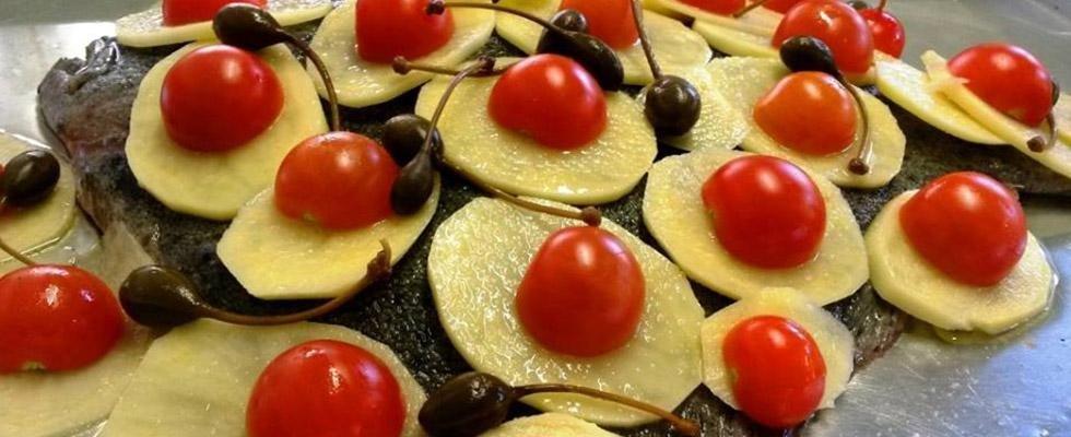specialità di pesce - Polaveno - Brescia