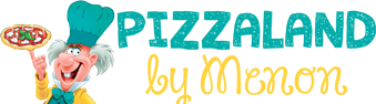 PIZZALAND BY MENON - LOGO