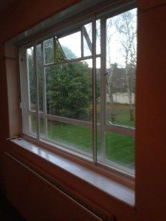 Secondary glazing options