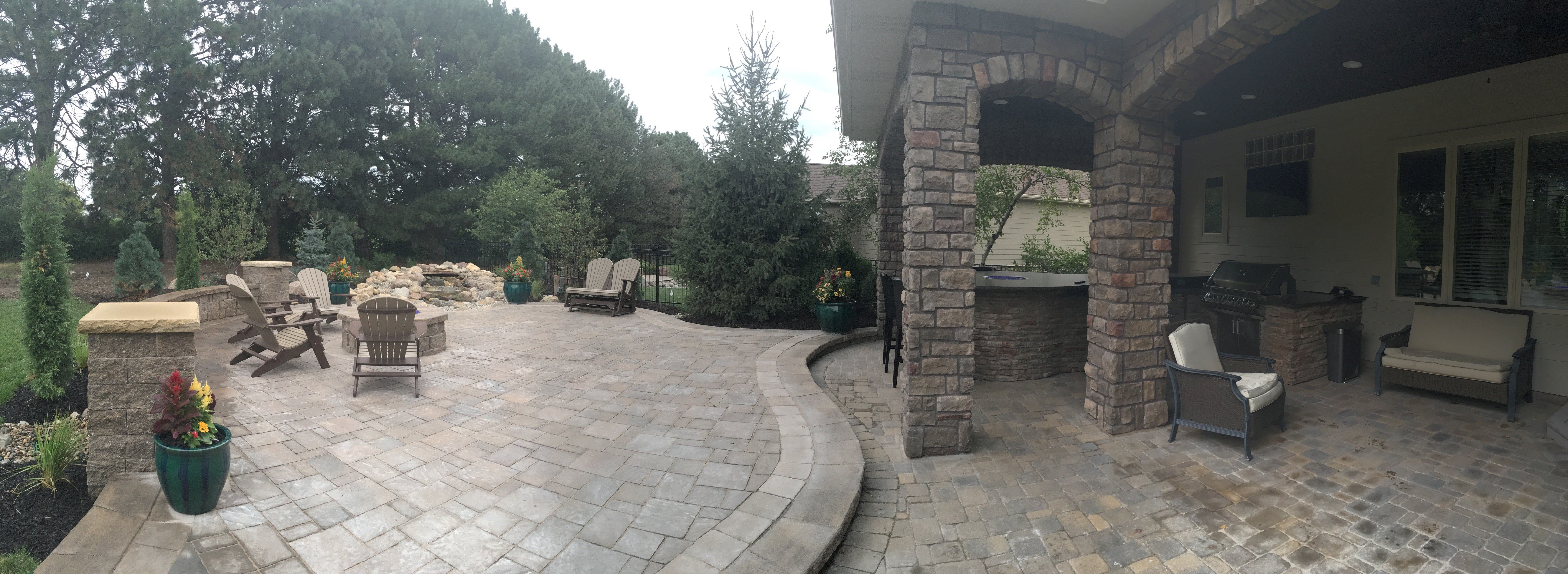 woodys lawn and landscape llc landscaper lincoln ne