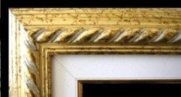 cornici legno metallo vetro