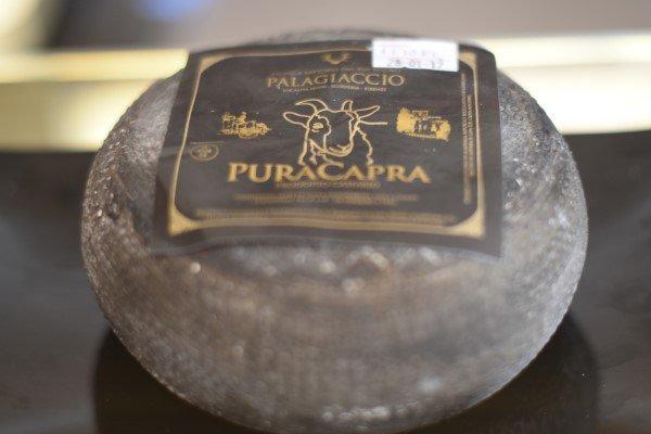forma di formaggio puracapra