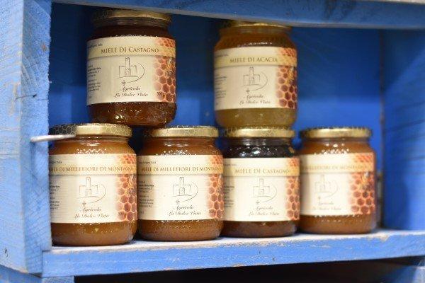 miele di diversi tipi
