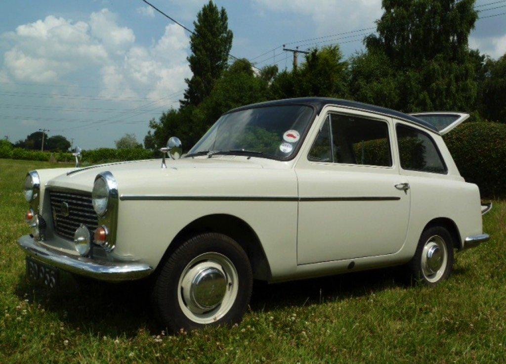 Austin A40 MK I Countryman 1960