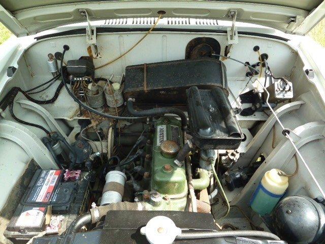 parts of the Austin car