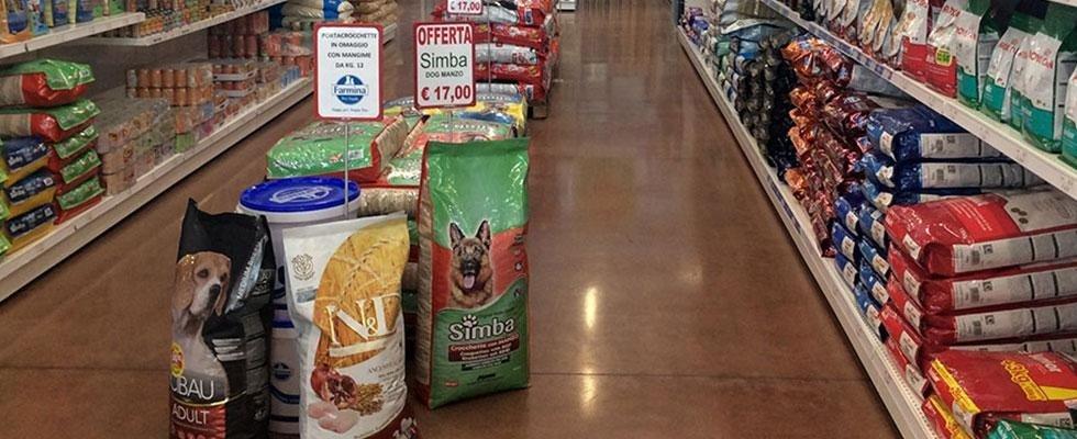 Alimenti - Accessori per Animali