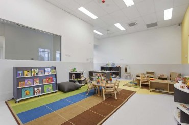 My Cubby House Child Care Southport Activity Facility Bookshelves for Children