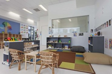 My Cubby House Gold Coast Child Care Centres Activity Facility Kids Playground on Carpet