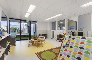 My Cubby House Gold Coast Child Care Centres Activity Facility White Wall and Glass Window