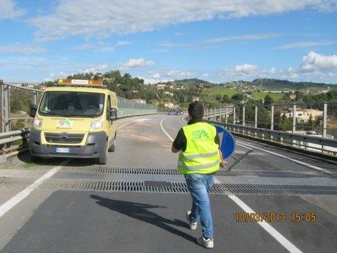 bonifica stradale