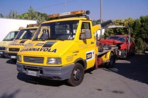 soccorso stradale per autocarri