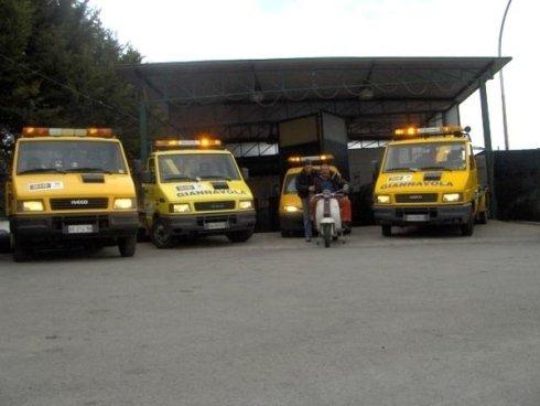 autocarri per soccorso stradale