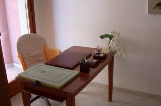 ufficio dottore, ambulatorio medico, cura e medicina