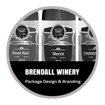 Package branding and label design